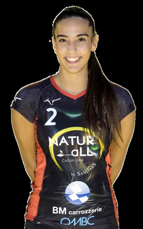 Francesca Di Giulio Prima squadra serie B2