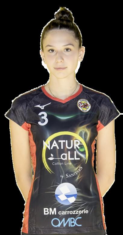Giulia Gnecchi Prima squadra serie B2