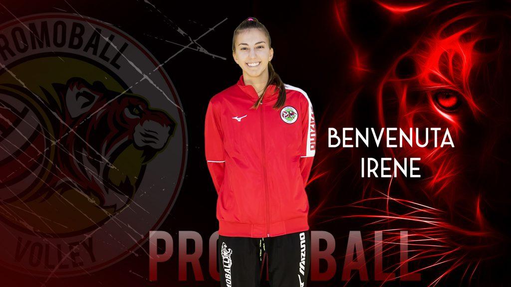 Irene Ducoli Promoball