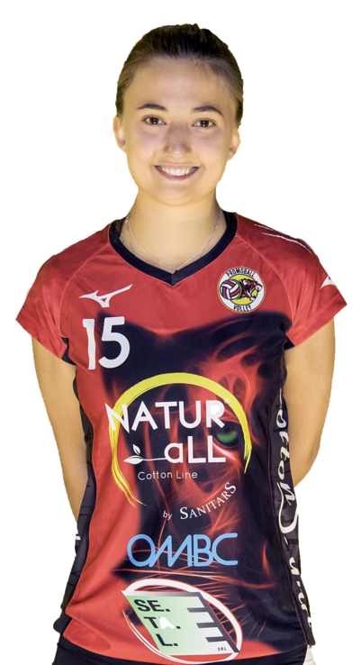 Marta Pecalli Prima squadra serie B2