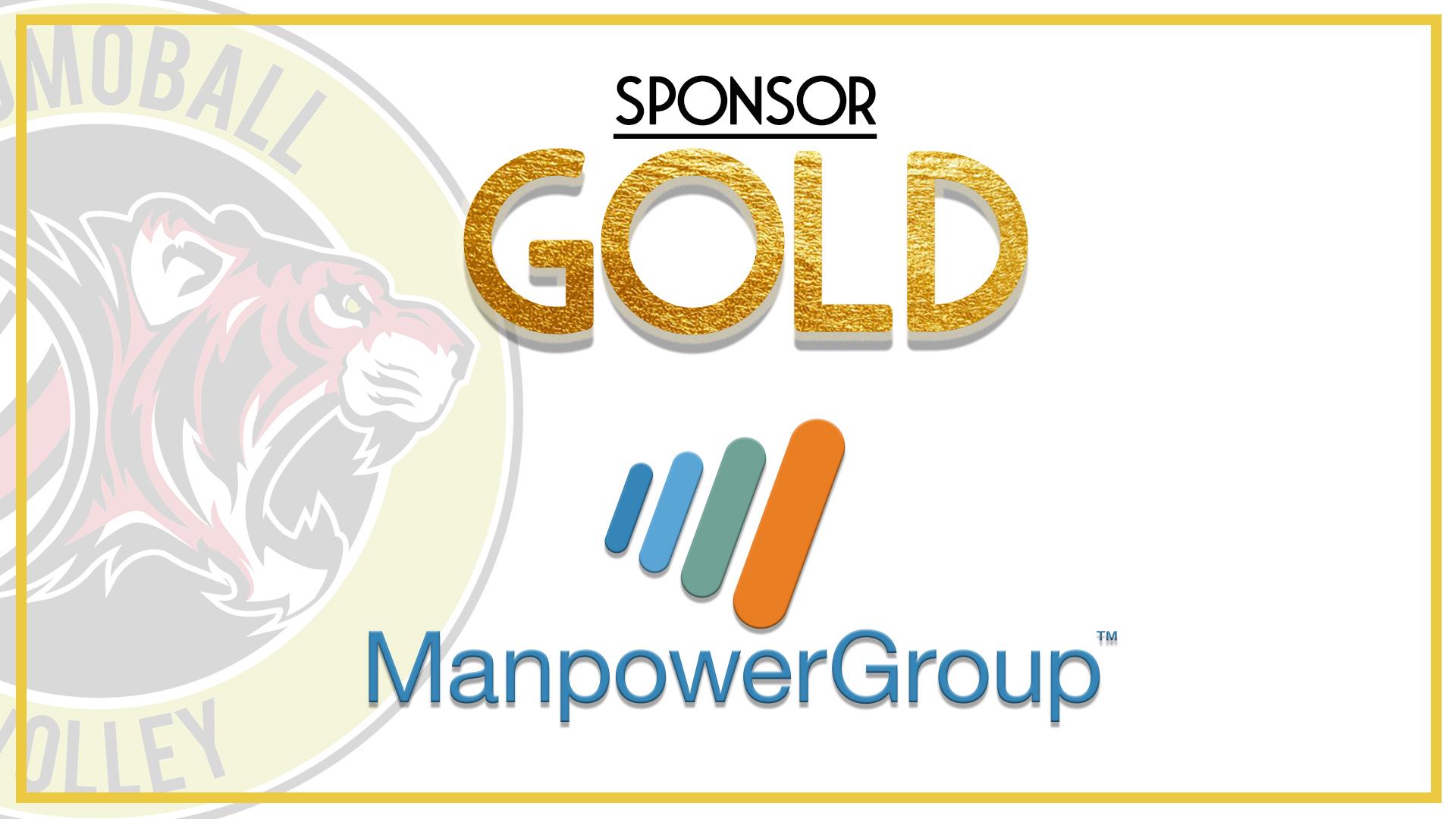 gold sponsor ManpowerGroup