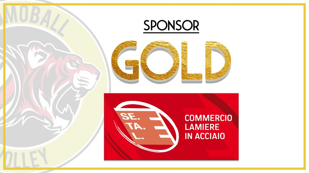 gold sponsor SETAL amici